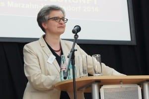Beate Kostka, Agentur für Arbeit Berlin-Mitte