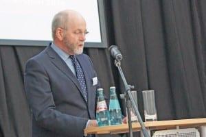 Prof. Dr. Nils Lehmann-Franssen, Prorektor der ASH
