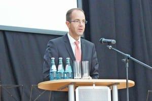 Bezirksstadtrat Christian Gräff